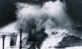2. Typhoon Generated Waves, Nippon-koku (Nihon-koku) - Japan. Photo Credit: National Oceanic and Atmospheric Administration Photo Library (http://www.photolib.noaa.gov), Historic NWS (National Weather Service) Collection, National Oceanic and Atmospheric Administration (NOAA, http://www.noaa.gov), United States Department of Commerce (http://www.commerce.gov), Government of the United States of America (USA).