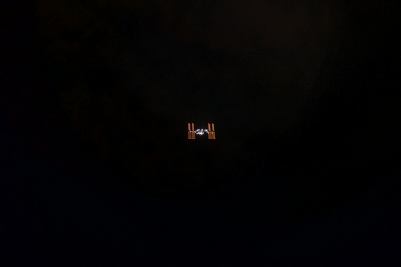21. The International Space Station Surrounded By the Blackness of Space, February 26, 2011, As Seen From Space Shuttle Discovery (STS-133). Photo Credit: NASA; STS-133 Shuttle Mission Imagery (http://spaceflight.nasa.gov/gallery/images/shuttle/sts-133/ndxpage1.html): S133-E-006333 (http://spaceflight.nasa.gov/gallery/images/shuttle/sts-133/html/s133e006333.html), NASA Human Space Flight (http://spaceflight.nasa.gov), National Aeronautics and Space Administration (NASA, http://www.nasa.gov), Government of the United States of America.