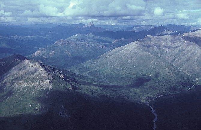 Gates of the Arctic National Park and Preserve (GAAR) Located in the Endicott Mountains, Brooks Range, State of Alaska, USA. Photo Credit: Alaska Image Library, United States Fish and Wildlife Service Digital Library System (http://images.fws.gov, AK/RO/02544), United States Fish and Wildlife Service (FWS, http://www.fws.gov), United States Department of the Interior (http://www.doi.gov), Government of the United States of America (USA).