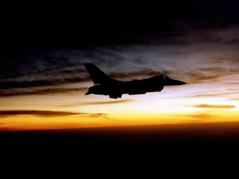 24. Sunset, January 6, 1983, MacDill Air Force Base, State of Florida, USA. Photo Credit: United States Navy (USN, http://www.navy.mil); Defense Visual Information Center (DVIC, http://www.DoDMedia.osd.mil, DF-SC-84-00659), United States Department of Defense (DoD, http://www.DefenseLink.mil or http://www.dod.gov), Government of the United States of America (USA).