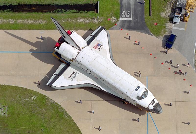 space shuttle orbiter atlantis - photo #15